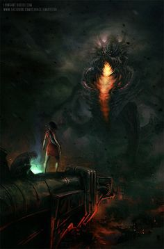 Great old one by Richard Luong