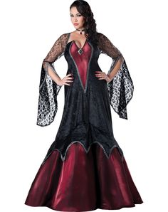 plus size mysterious masquerade costume   halloween - costumes