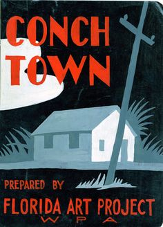 """In May 1939, the Works Progress Administration (WPA), assigned Charles Foster, a WPA artist and photographer, to take photographs for Florida Writers Project writer Veronica Huss' profile of the """"Conchs"""" of Riviera Beach, Florida. Armed with his Reflex-Korelle single-lens camera and 4-rolls of 12 exposure black and white film, Foster spent the day photographing Veronica and her subjects - immigrants from the Bahamas, whom the locals derisively referred to as Conchs."""