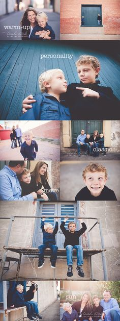 Love the one with the boy in the front and family in the back. Urban Family Photography, Family Portrait Photography, Children Photography, Family Portraits, Photography Poses, Family Photo Sessions, Family Posing, Urban Family Photos, Family Pictures