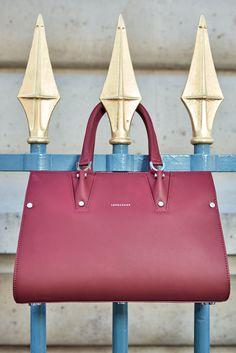715f850d907 The Paris Premier bag is inspired by the arcades of Rue de Rivoli and Rue de