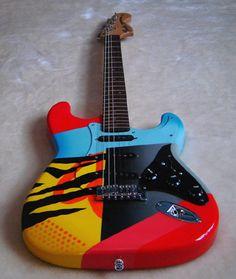 Eric Clapton's Strat