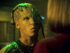 "Delta Quadrant Vogue — ""Collective"" or ""WTF happened to that Borg. Star Trek Borg, Prime Directive, Star Trek Voyager, Emerald City, Drones, Starwars, Robot, Concept Art, Sci Fi"