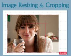 Resizing and Cropping Images with JavaScript and Canvas  #javascript #html5 #canvas #image #photo #resize #crop