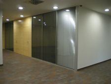 Mampara doble forro de pared Divider, Room, Furniture, Home Decor, Divider Screen, Entrance Halls, Offices, Bedroom, Decoration Home