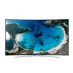 """Televisión LED Samsung CURVO 55"""" UE55H8000 para que experimentes una forma totalmente nueva e intensa de ver la televisión.Puedes comprarlo ahora por 1.359€"""