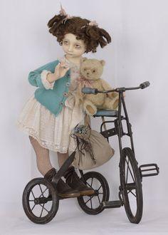 Tamara Pivnyuk Art Dolls / Dolls / Ася