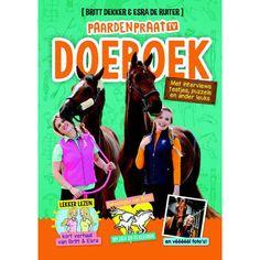Het PaardenpraatTV doeboek - Britt Dekker, Esra de Ruiter en Joke Reijnders