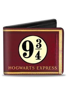 Hogwarts Express Platform 9 3/4 Bi-fold Wallet