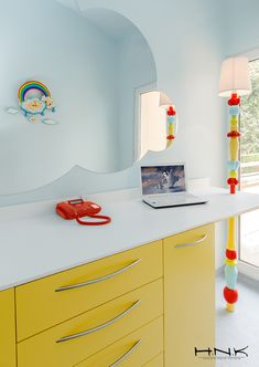 Dental clinic for children with a gorgeous design Dent Estet 4 Kids - Hamid Nicola Katrib - www.homeworlddesign. com (12)