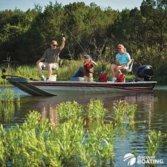 When the weekend hits are you ready to step out of work mode and head to your area lakes, rivers and waterfronts? Have you passed your love of boating, fishing and water sports on to your children and family? Plan a trip soon and get boating America!