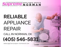 Supreme Appliance Repair of Norman Appliance Repair, Norman, Four Square, Supreme, Appliances, Accessories, Home Appliances
