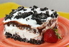 Harps Foods - Recipe: Oreo Cookie Dessert