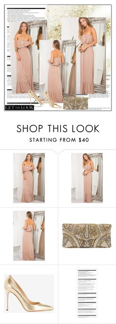 """""""Showpo 4"""" by gaby-mil ❤ liked on Polyvore featuring Akira Black Label, Sergio Rossi, Arche and OKA"""