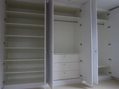 JAMES CARPENTRY | alcove cabinets | wardrobes | bookcases Wardrobes Built In Wardrobe Ideas Alcove, Bedroom Built In Wardrobe, Ikea Pax Wardrobe, Master Bedroom Closet, Bedroom Pics, Bedroom Pictures, Girls Bedroom, Alcove Cabinets, Bedroom Cupboards