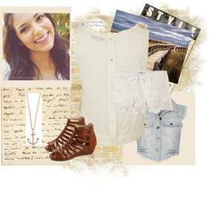 """macbarbie07 inspiration"" by tomsforever21 on Polyvore"