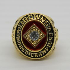 Championship rings and more!! Great Deals!! High Quality 1964... Check it out here! http://championshipringsandmore.com/products/high-quality-1964-jim-browns-world-championship-replica-ring?utm_campaign=social_autopilot&utm_source=pin&utm_medium=pin