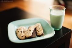 Milk and cookies, anyone?