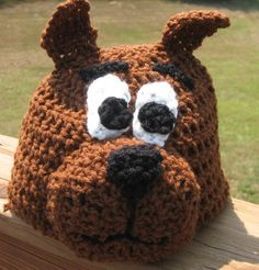 Items similar to Scooby Doo Crochet Beanie Skullcap Hat-cute photo prop or costume idea on Etsy Crochet Baby Hats, Crochet Beanie, Crochet Yarn, Free Crochet, Knitted Hats, Cute Beanies, Cute Hats, Scooby Doo, Silly Hats
