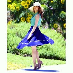 Serli gives some great summer workwear a spin!