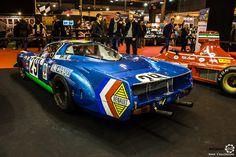 #Alpine #A220 au salon Retromobile à #Paris Reportage complet…