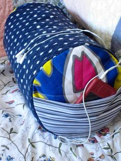 Gotta do it! Cool pillow idea for teenagers, and university students. A little home comfort away from home.