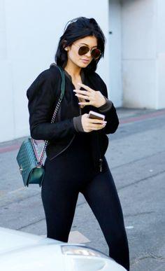 Kylie Jenner Candids