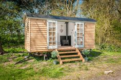 Global surge for shepherds' huts