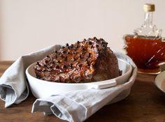 Maple Blueberry Pork Loin Roast