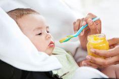 Recepti za pripremu obroka za bebu uzrasta od 4. do 6. meseca