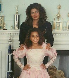 """-Beyonce: her mother was a hairdresser and salon owner Celestine Ann """"Tina"""" Beyincé. Beyoncé's name is a tribute to her mother's maiden name.."""
