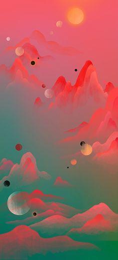 Área Visual - Blog de Arte y Diseño: Las ilustraciones y diseños de Tianhua Mao
