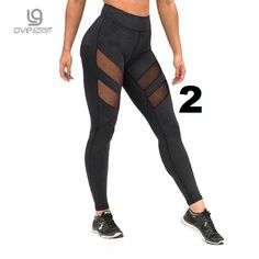 Ladies Mesh High Waist Workout Leggings Fitness Women Pants Breathable Push Up Leggings Women Quick Dry High Quality Leggins Download all Rated 4.7 /5 based on 3088 customer reviews  4.7 (3088 votes) 2949 orders Price: US $14.08 - 14.28 / piece