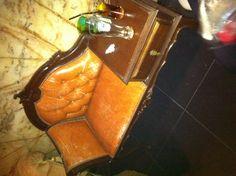 Telephone Chair.