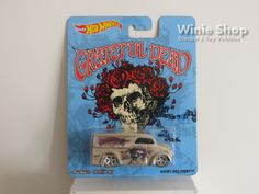 DAIRY DELIVERY - 2014 HOT WHEELS GRATEFUL DEAD SERIES