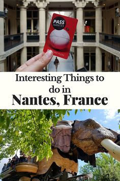 5 Interesting Things to do in #Nantes #southfrance #France #history #weekend - MelbTravel