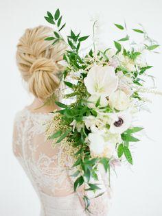 Photography : http://nataliebray.com   Florals : http://www.bestdayeverfloraldesign.com   Wedding dress: http://christosbridal.com/   Read More: https://www.stylemepretty.com/vault/image/6106952