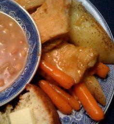 Sweet Tea and Cornbread: Farmer's Pork Chop Skillet!