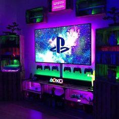 Computer Gaming Room, Gaming Room Setup, Gaming Pcs, Cool Gaming Setups, Gaming Rooms, Best Gaming Setup, Cheap Gaming Setup, Gamer Setup, Ultimate Gaming Setup