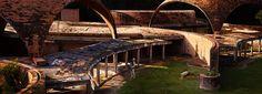 The Traveller: Photo Series by Maximilian Motel | Inspiration Grid | Design Inspiration #photo #photography #photomanipulation #astronaut #havana #cuba #inspirationgrid