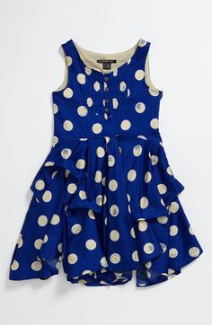 LITTLE MARC JACOBS 'Leighton 2' Dress (Little Girls) available at #Nordstrom