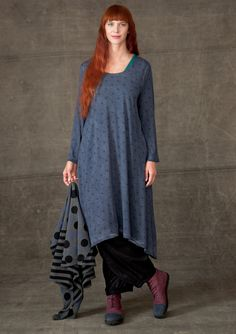 I love the simplicity of this dress made by Gudrun Sjoden