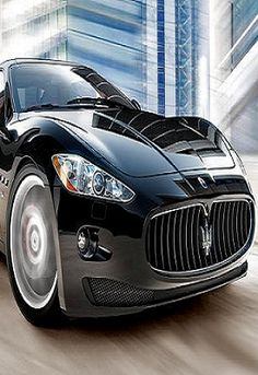 Maserati black car  check out hip hop beats @ http://kidDyno.com
