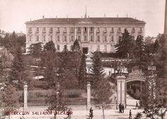 El Madrid de Hauser y Menet.Ministerio de la Guerra. 1893 | Flickr: Intercambio de fotos