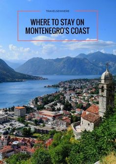 Where to stay on Montenegro's coast @travelsewhere
