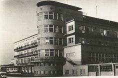 Dom Żeglarza Polskiego/Wydział Nawigacji AM, al. Amalfi, Pisa, Multi Story Building, Tower, Dom, Travel, Tin Cans, Rook, Viajes