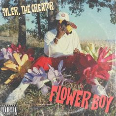 ALBUM CUSTOM COVER TYLER, THE CREATOR - SCUM FUCK FLOWER BOY 2017 1.Foreward (ft. Can & Rex Orange Country) 2.Where This Flower Blooms (ft. Frank Ocean) 3.Sometimes... 4.See You Again (ft. Kali Uchis) 5.Who Dat Boy? (ft. A$AP Rocky) 6.Pothole (ft. Roy Ayers) 7.Garden Shed (ft. Estelle) 8.Boredom 9.I Aint Got Time! 10.911 / Mr. Lonely (ft. Steve Lacy, Anna of the North, Frank Ocean) 11.Dropping Seeds (ft. Lil Wayne) 12.November 13.Glitter 14.Enjoy Right Now Today #tylerthecreator #oddfuture