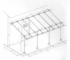Awning Frame - Project - Simplified Building