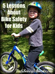 1f0ebc8fddf Does your family vacation involve bike riding? 5 Lessons About Bike Safety  for Kids Safety