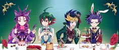 Disney And Arc-V Together!! All the movies, books, classics, comics, … #fanfiction #Fanfiction #amreading #books #wattpad